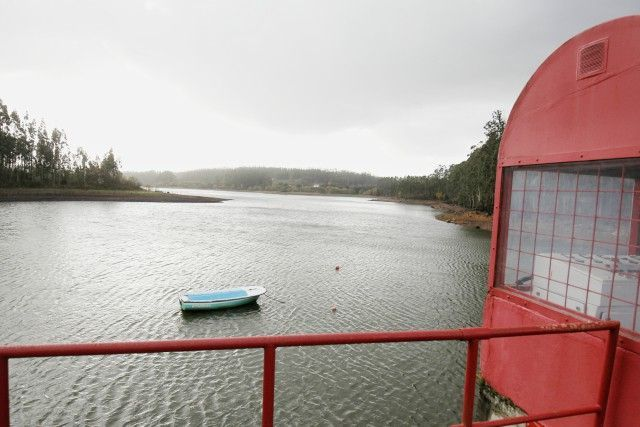 Embalse de As Forcadas (foto: Mero Barral / 13fotos para Ferrol360)